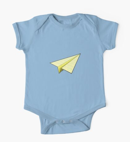Paper Airplane 10 One Piece - Short Sleeve