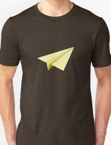 Paper Airplane 10 Unisex T-Shirt