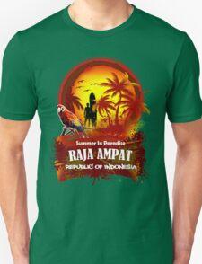 Raja Ampat Surfer's Nest T-Shirt