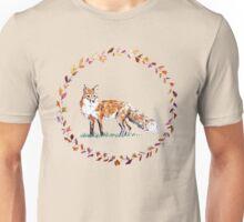 Autumn Fox Unisex T-Shirt