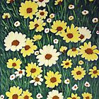 Field of daisies by maggie326