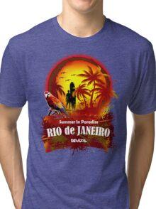 Get New Spirit Tri-blend T-Shirt
