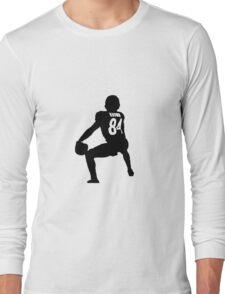 Antonio Brown Twerk Long Sleeve T-Shirt
