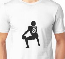 Antonio Brown Twerk Unisex T-Shirt