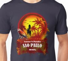 Just A Little Time In Sao Paulo Unisex T-Shirt