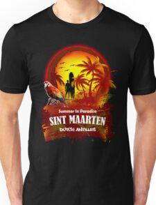 St Maarten Open Beach Party Unisex T-Shirt