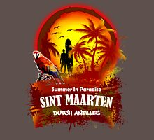 St Maarten Open Beach Party Unisex T-Shirt