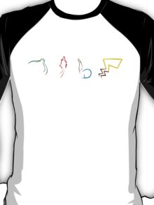Poké-Fluo T-Shirt