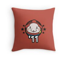 Video Game Heroes - Mallo (2011) Throw Pillow
