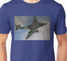 ME-262 WWII Jet Fighter Unisex T-Shirt