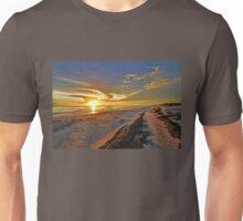 Evening Shadows Unisex T-Shirt