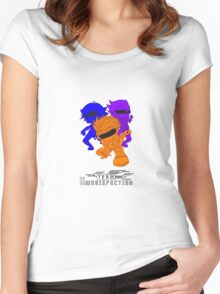 Team Swagisfaction! Women's Fitted Scoop T-Shirt