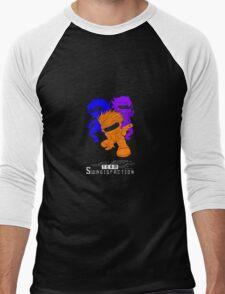 Team Swagisfaction! Men's Baseball ¾ T-Shirt