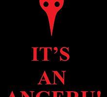 It's An Angeru! by Ravioli-Heichou
