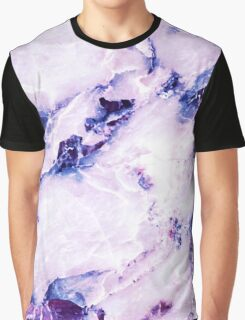 Pink marble Graphic T-Shirt