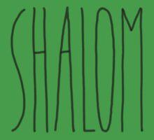 Shalom One Piece - Short Sleeve