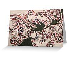 kansas city - medusa Greeting Card