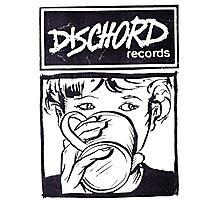 Dischord Records Photographic Print