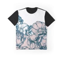 In my garden of pink and blue Graphic T-Shirt