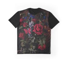 Rikard Osterlund's Flowers (Consumed by Darkness) Graphic T-Shirt