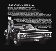 1967 Chevy Impala by abcmaria