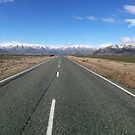 A road to the Mountains by Paul Campbell  Photography