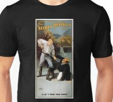 Performing Arts Posters David Higgins great play The secret despatch 1927 Unisex T-Shirt