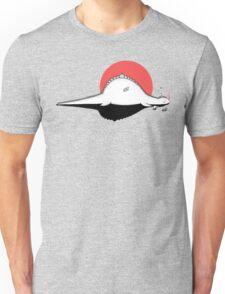 Sunset Dragon Unisex T-Shirt