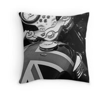 Thruxton 900 Throw Pillow