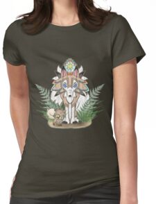 Day Lycanrok Tiki Womens Fitted T-Shirt