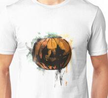 Halloween Pumpkin Unisex T-Shirt