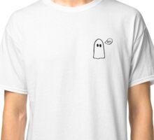 Cute Halloween Ghost  Classic T-Shirt