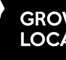 Washington Grown Local WA Sticker
