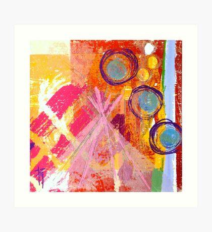 Abode II Art Print