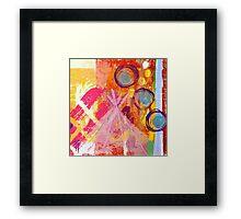 Abode II Framed Print