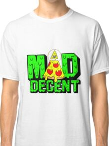 Mad Decent Pizza Party Classic T-Shirt