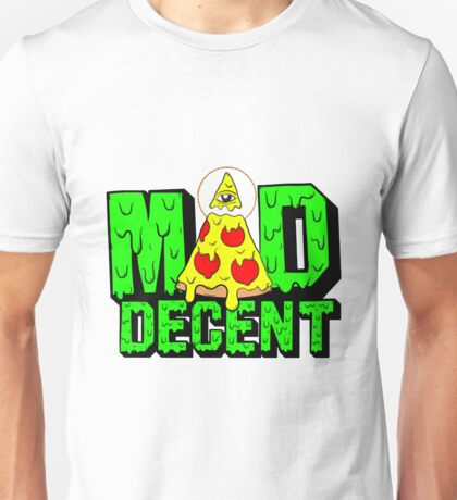 Mad Decent Pizza Party Unisex T-Shirt