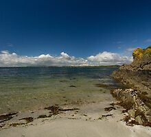 Sunny Strangford Lough by Jon Lees