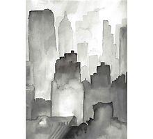 New York Buildings  Photographic Print