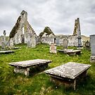 Balnakeil Church by Dave Hare
