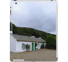 Cottage With Green Door.........................Ireland iPad Case/Skin