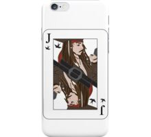 the Jack of Sparrow iPhone Case/Skin