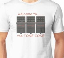 Welcome to the TONE ZONE Unisex T-Shirt