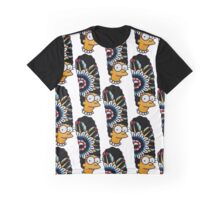 Marge tv show all over print tattoo design Graphic T-Shirt