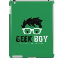 GEEK BOY iPad Case/Skin