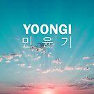 Yoongi (Suga) Phone Cover - Sunrise by ReadingFever