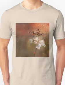 The Abstract World of Flowers Unisex T-Shirt