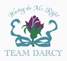 Team Darcy Mr. Right by Sue Cervenka