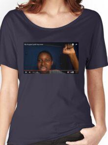 Longest Yeah Boy Women's Relaxed Fit T-Shirt