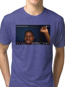 Longest Yeah Boy Tri-blend T-Shirt